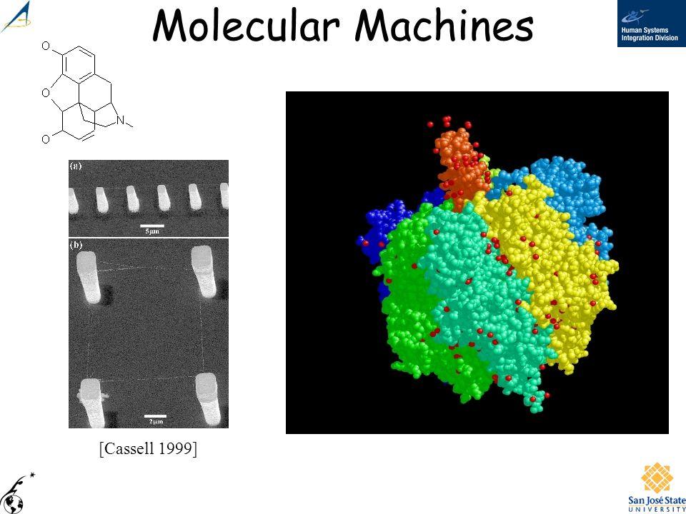 Molecular Machines [Cassell 1999]
